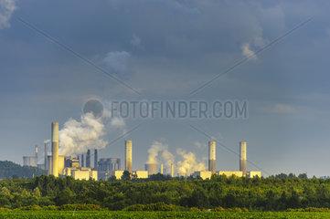 3 Braunkohlekraftwerke