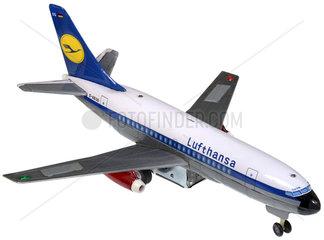 Lufthansa  japanisches Modellflugzeug  1969