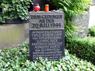 Berlin  Ehrengrab
