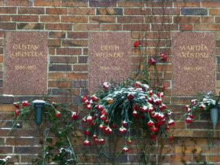 Berlin  Zentralfriedhof Friedrichsfelde