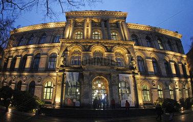 Berlin  Museum fuer Naturkunde