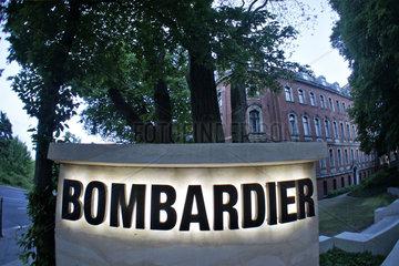 Berlin  Bombardier  Zentral