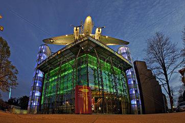 Berlin  Museum fuer Verkehr und Technik