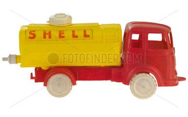Shell Tanklaster  Spielzeug  um 1966