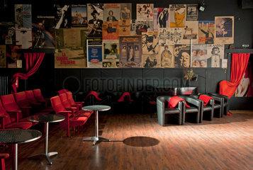 Berlin  Deutschland  Kinosaal des Kino Bali in Berlin-Zehlendorf