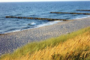 Strand Meer Duenen