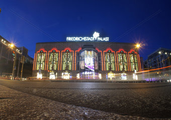 Berlin  Friedrichstadtpalast