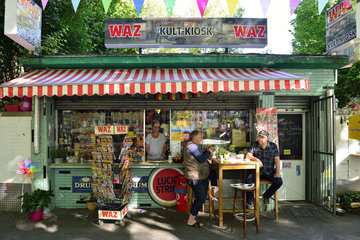Deutschland  Nordrhein-Westfalen-Kioske im Ruhrgebiet