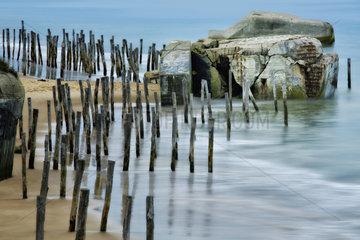 Atlantikwall  Wissant  Nord-Pas-de-Calais  France