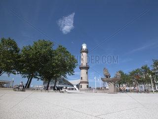Warnemuende Leuchtturm