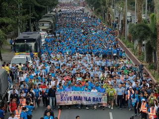 PHILIPPINES-MANILA BAY-REHABILITATION