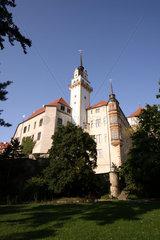 D-Sachsen: Torgau  Schloss Hartenfels