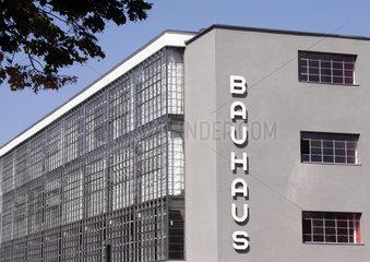 Dessau  Bauhaus  Hauptgebaeude