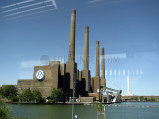 Volkswagen Werk in Wolfsburg