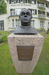 Denkmal von Pfarrer Sebastian Kneipp