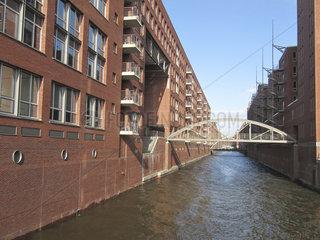 Deutschland  Hamburg  Hafencity