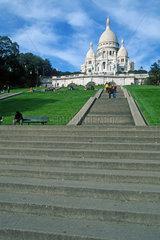 Basilique du Sacré-Coeur   Montmartre