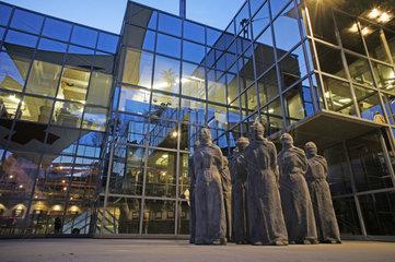 Schweiz  Genf  das Internationale Rotkreuz- und Rothalbmondmuseum