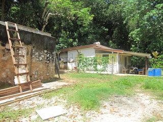 Seychellen  Curieuse ehemalige Leprastation