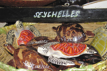 Seychellen  Souvenirs