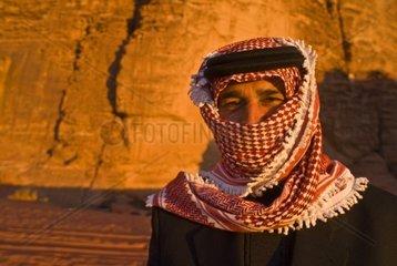 Beduine  Wadi Rum  Jordanien  Vorderasien