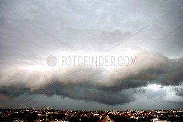 6 Gewitter Muenchen 05.08.2012