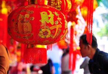 #CHINA-LUNAR NEW YEAR-AMBIENCE (CN)