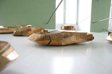 Panzer Bronzen von Anatoli Osmolovsky