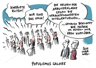 Populismus Galore