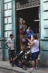 CUBA-HAVANA-ENTREPRENEURS
