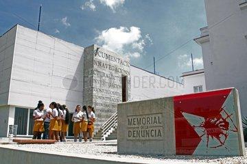 CUBA-HAVANA-MEMORIAL DE LA DENUNCIA