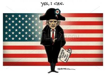 USA-Einwanderungsgesetz : Obama reformiert im Alleingang
