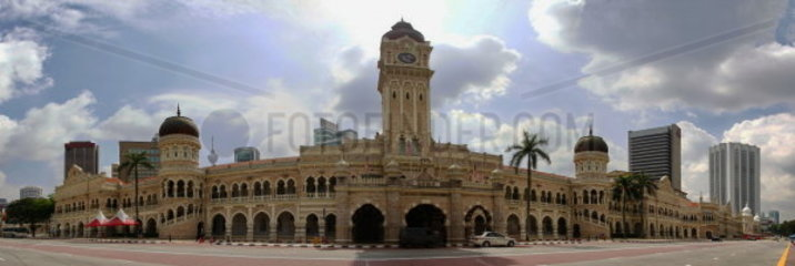 palace of Sultan Abdul Samad