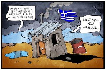 Griechenland waehlt wieder