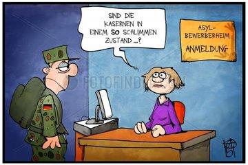 Bundeswehr-Ausstattung