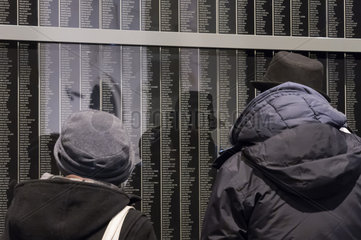 HUNGARY-BUDAPEST-HOLOCAUST-REMEMBRANCE