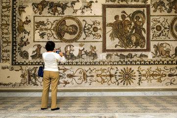 TUNISIA - TUNIS - BARDO MUSEUM