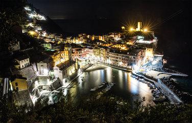 ITALY-LA SPEZIA-CINQUE TERRE