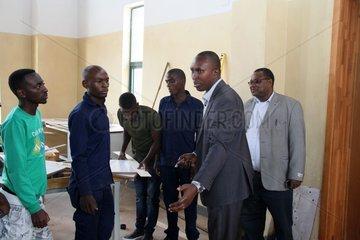RWANDA-MUSANZE-CHINA-POLYTECHNIC-TECHNICAL TRAINING