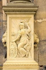 Pallas Athene aus der griechischen Mythologie