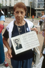 ARGENTINA - WOMEN ON MAY SQUARE
