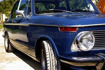 Oldtimer  BMW Alpina 1600 ti