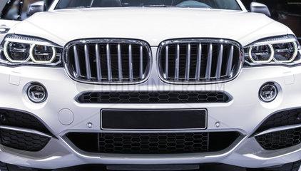 Front eines BMW SUV