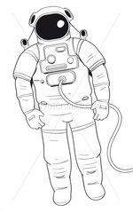 Astronaut Serie Logos