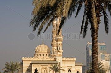 Al Majaz Moschee  Sharjah  Vereinigte Arabische Emirate