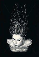 Hair woman hi-res (Large)