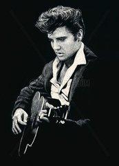 Elvis hi-res