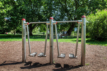 Fitness im Park