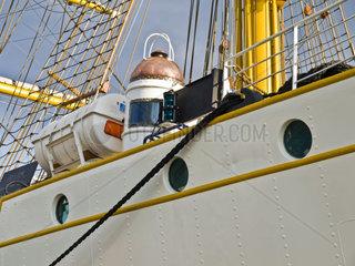 Segelschulschiff quot Gorch Fock quot   Hamburg  Deutschland