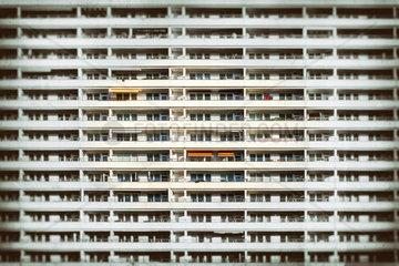 urban housing in Berlin